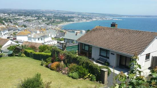 Panorama Guest House: Mounts Bay/ Penzance
