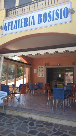 Abbiadori, Włochy: gelateria Bosisio