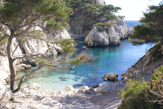 how to get to parc national des calanques from marseille