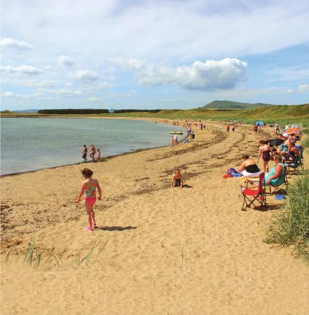 Elie Holiday Park, Shell Bay - a short walk from The Kincraig View Restaurant