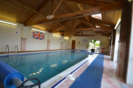 Indoor Pool Picture Of Beech Farm Cottages Pickering Tripadvisor