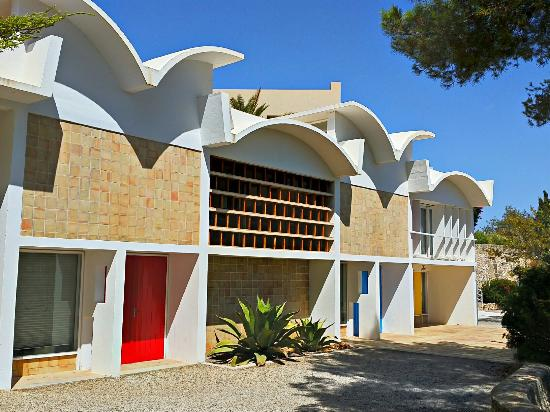 Pilar and Joan Miro Foundation in Mallorca