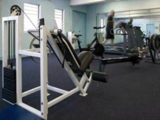 Mercure Perth: gym
