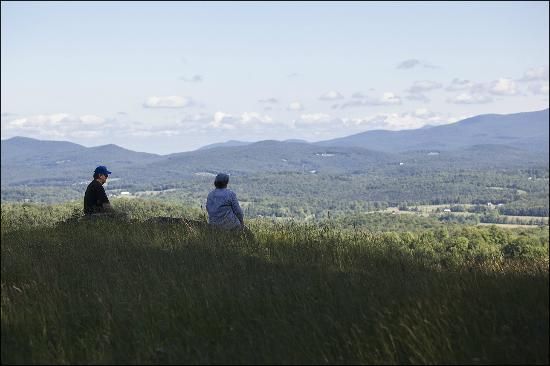 Mount Holly, VT: The beautiful views in Southern Vermont (near Crowley Cheese)