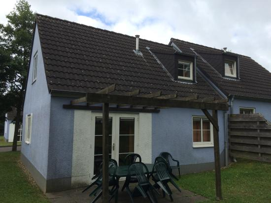 Gunderath, Duitsland: 6 person cottage, with 3 bedrooms.