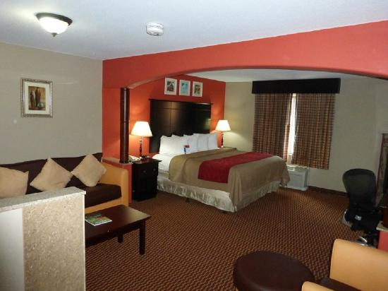 Melvindale, MI: Guest Room