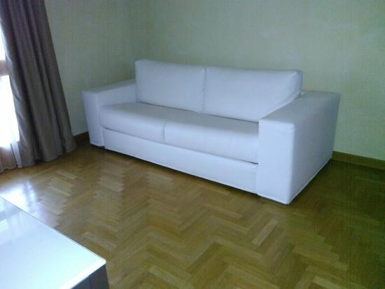 divano letto in soggiorno - Picture of Santa Caterina Resort & Spa ...