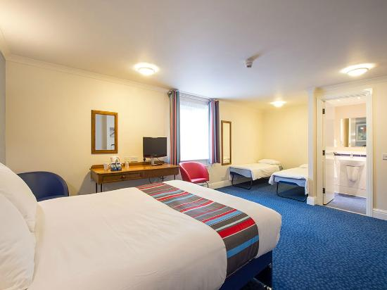 Travelodge Bournemouth Cooper Dean: Family room