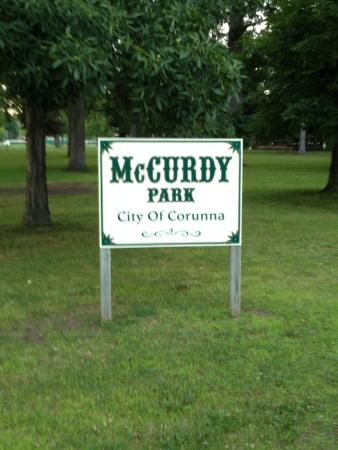 Corunna, MI: McCurdy Park and Historical Village