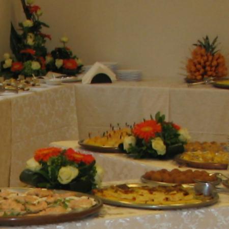 Granozzo con Monticello, Italia: Buffet aperitivi Novarello 1