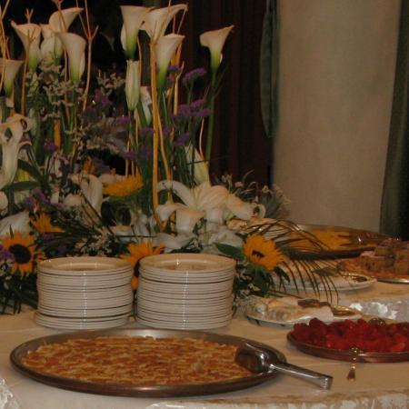 Granozzo con Monticello, Italia: Buffet nozze ristorante Novarello 8