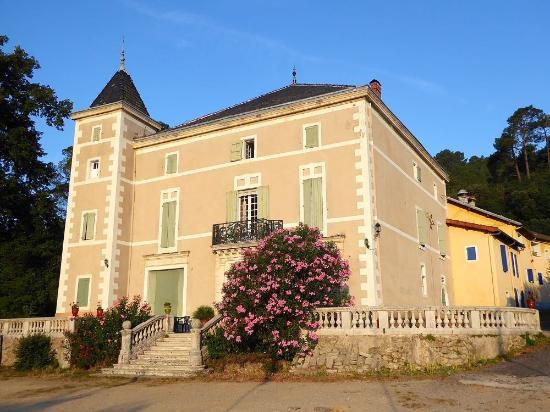 Hotel du Chateau de Cabrieres