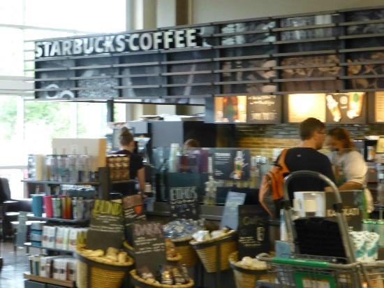 Fred Meyer Bakerview >> in Fred Meyers - Picture of Starbucks, Bellingham - TripAdvisor