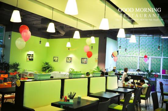 Good Morning Restaurant Hanoi