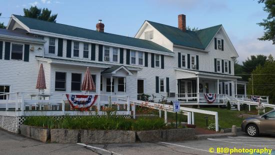 Hotel picture of merrill farm inn conway tripadvisor for Schickes hotel
