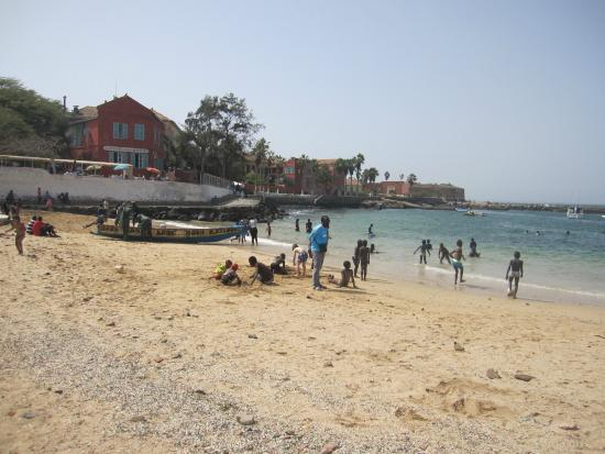 goree island book review As you arrive on the ferry you'll see the hotel to your right it location a view is amazing the rooms are basic and clean with plenty of hot water for a shower dont expect any frills.