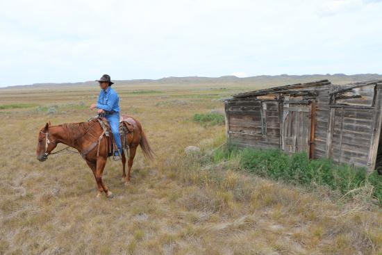 Saskatchewan, Canadá: Hearing Stories of the old Wild West Days