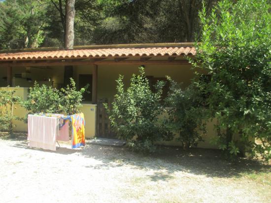 Camping Village Sentinella : Il 12: il nostro bungalow bilocale