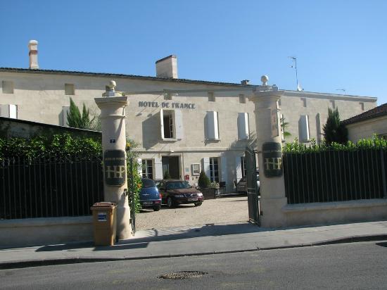 Hotel de france libourne voir les tarifs 82 avis et 39 photos - Tour du vieux port libourne ...