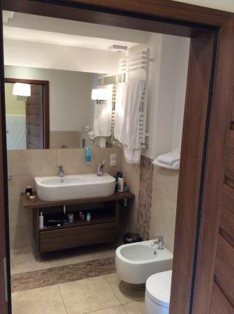 Apart Hotel Gwiazda Morza: Bathroom