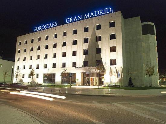 โรงแรมยูโรสตาร์ส แกรน มาดริด