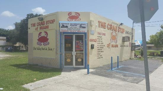 The Crab Stop Miami