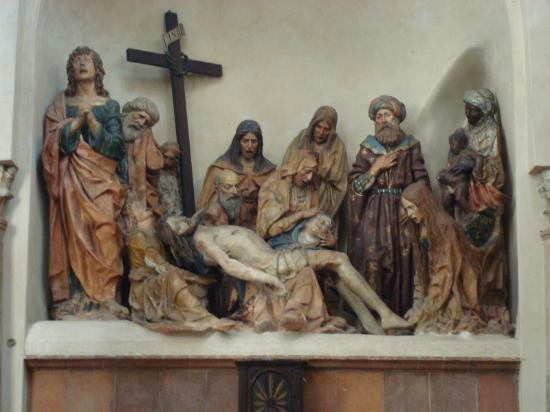 Il Compianto del Cristo morto