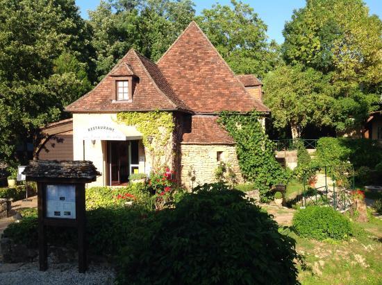 Moulin de la Beune: Le restaurant