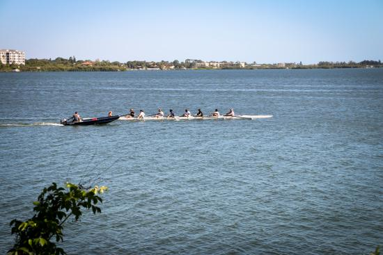 Osprey is home to Sarasota Crew, Florida State Champions for the past five years.