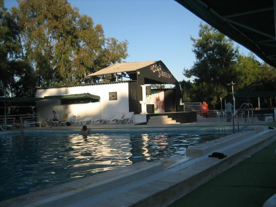 Club Sidelya Hotel: бассейн