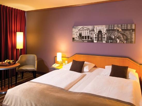 Leonardo Hotel Weimar: Deluxe Room