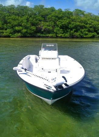 Fin Hunter Charters: The Bay Boat