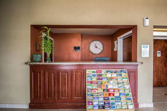 Rodeway Inn : Lobby