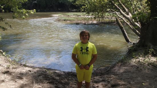 Holliday Park: Found the water