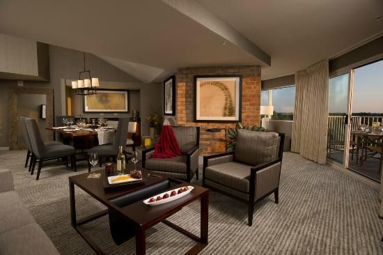 Eaglewood Resort & Spa: Premier Rooftop Suite