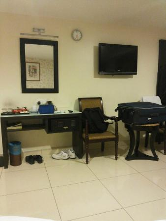 Lotus Hotel KL Sentral: Room with Twin Beds.