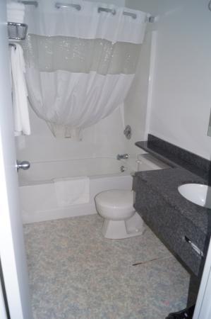 هوارد جونسون إن جانانوك: Take a Refreshing Shower