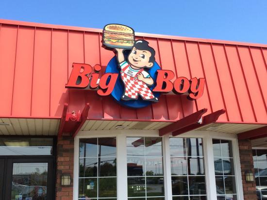 Davison, MI: Bob's Big Boy