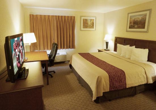 Red Roof Inn Gurnee - Waukegan: Standard King
