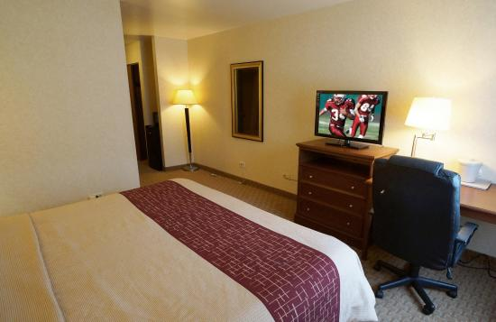 Red Roof Inn Gurnee - Waukegan: Standard King