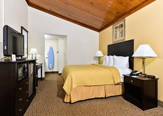 Quality Inn Tullahoma: bed11