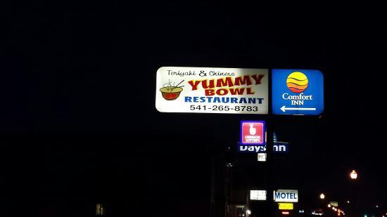 At Yummy Bowl