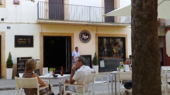 Sant Joan de les Abadesses, Spain: Bar Nervis