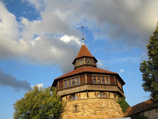 Esslinger Burg: Der Dicke Turm