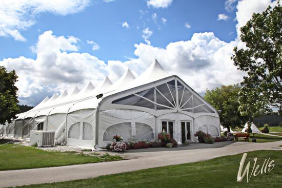 St. Eugene Golf Resort & Casino: St. Eugene Pavilion