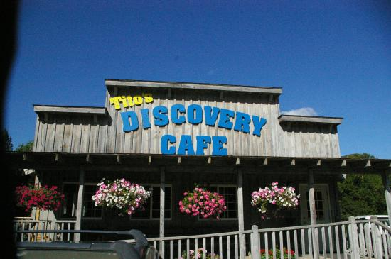 Tito S Discovery Cafe In Hope Alaska