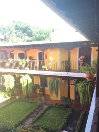 Hotel Posada San Pedro : Really nice hotel, gorgeous view !!  The host are really kind and the place is extremely clean !