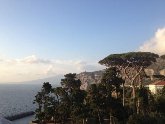 Domus San Vincenzo: View from roof