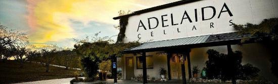 Adelaida Cellars: Our Tasting Room