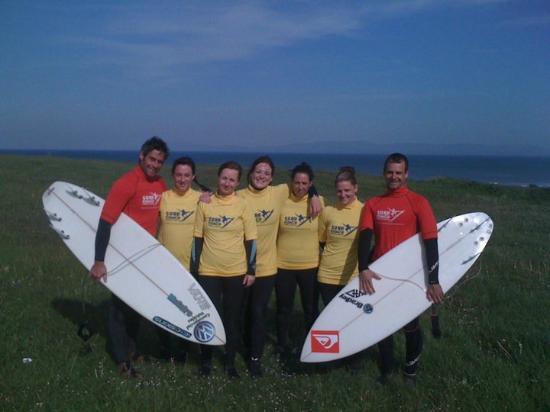 Surfworld Bundoran: Surf lesson with Richie at Surfworld, Bundoran